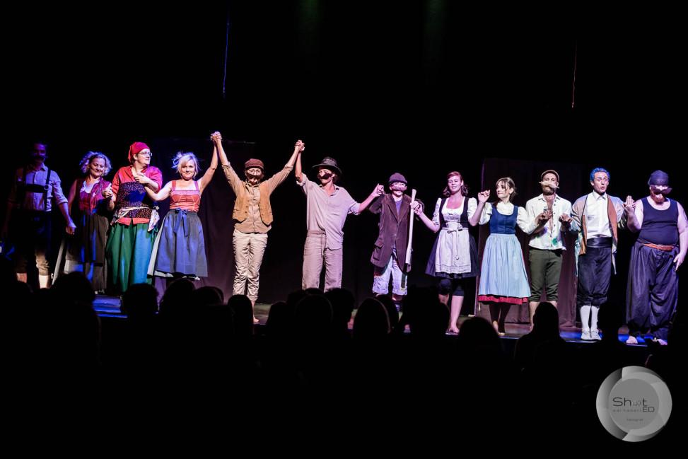 Komödie-Körpertheater 2016