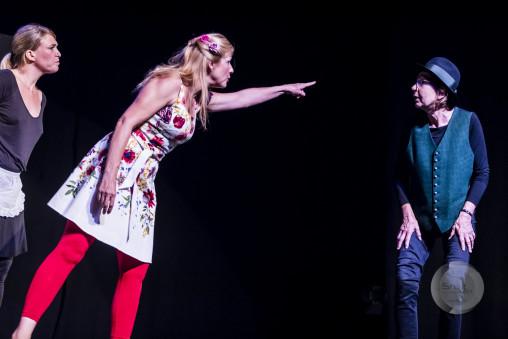 Komödie-Körpertheater 2017
