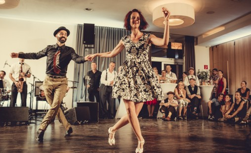 Lindy Hop Improvers